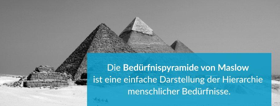 Beduerfnispyramide Maslow